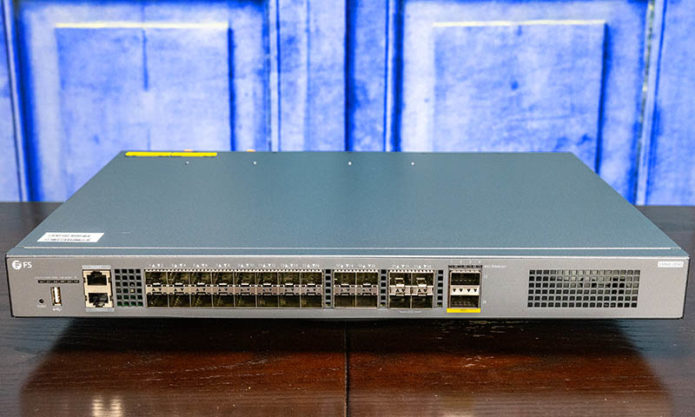 FS S5860-20SQ Switch Review