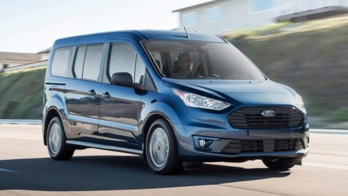 2022 Ford Transit Connect: Choosing the Right Trim