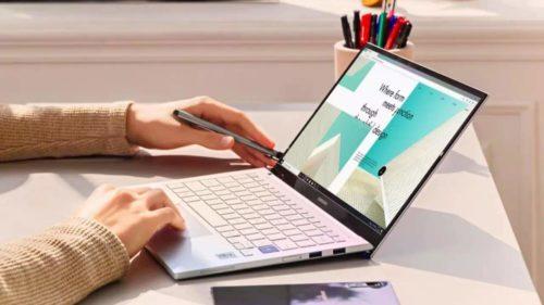 The Galaxy Chromebook Go is not the Galaxy Book Go running ChromeOS