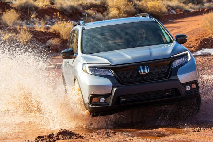 Honda May Copy an Important Page From Toyota's Off-Road Playbook