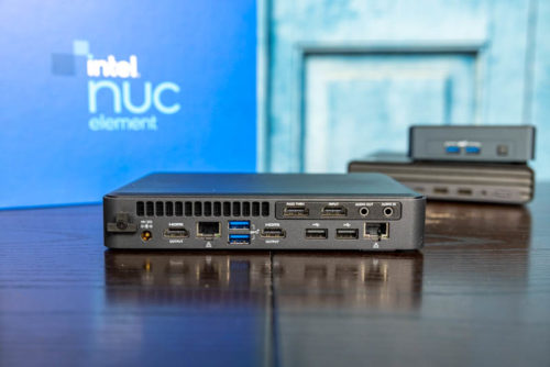 Intel NUC 11 Compute Element AV Review