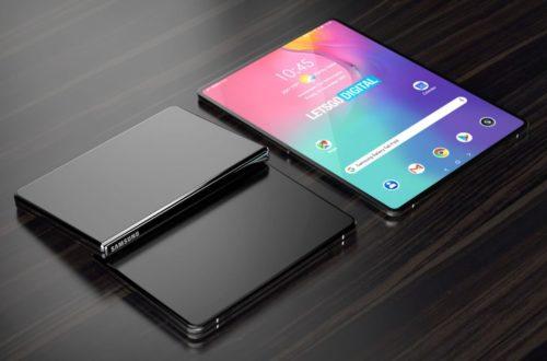 Samsung Galaxy Z Fold Tab just leaked — tri-fold tablet will take on iPad Pro
