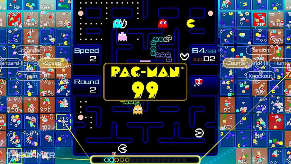 Pac-Man 99 (for Nintendo Switch) Review