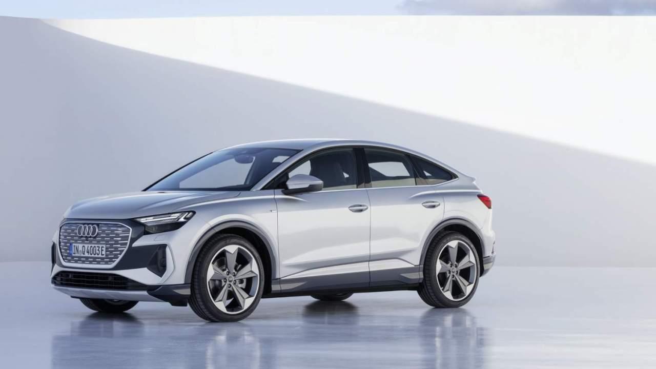 2022 Audi Q4 e-tron and Q4 Sportback e-tron revealed: More affordable EVs
