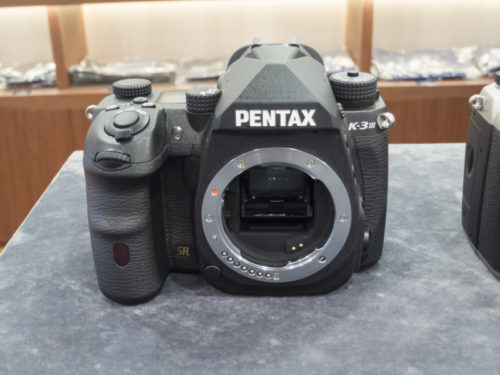 Pentax K-3 Mark III Hands-on Review