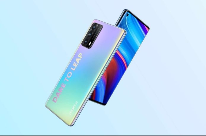 realme X7 Pro Ultra now official