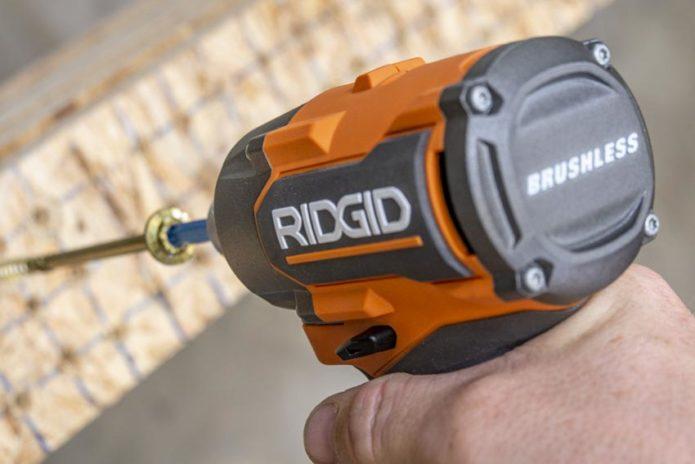 RIDGID 18V BRUSHLESS IMPACT DRIVER REVIEW R862311