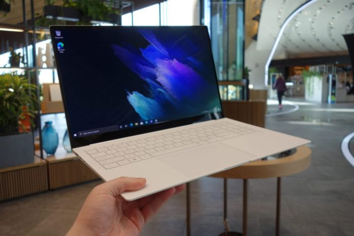 Hands on: Samsung Galaxy Book Pro Review