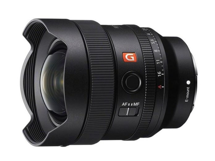 Sony Announces Compact FE 14mm f/1.8 GM Lens