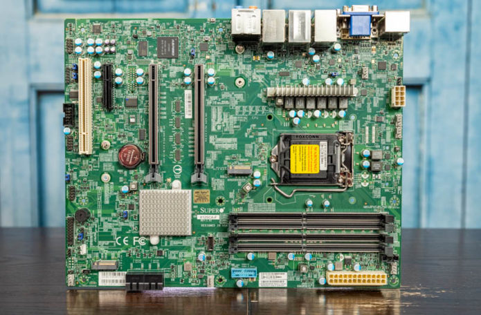 Supermicro X12SCA-F Review