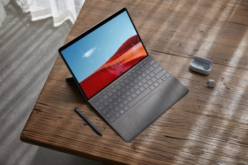 Microsoft's New Surface Pro X Device has been Certified to Run Windows 11 ARM