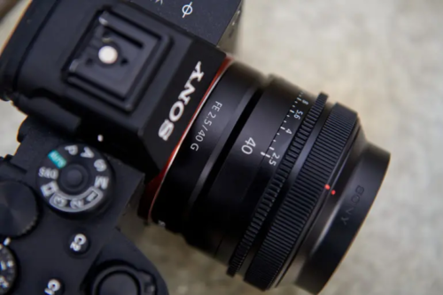 5 Minute Review: Is the Sony 40mm f2.5 G Worth it?