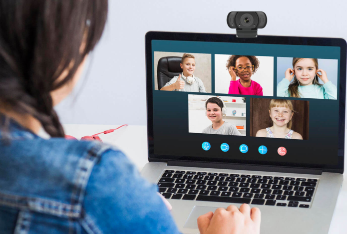Vidlok Auto Webcam Pro W90 webcamera – We review the most known 1080P webcamera need for work and school from home!