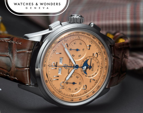 We Haven't Seen a Breitling Watch Like This Since the 1940s