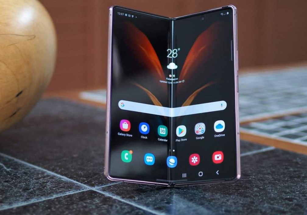 Samsung Galaxy Z Fold 2 $200 price cut trims flagship 5G foldable