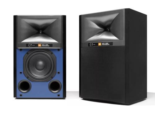 JBL launches retro-looking 4309 Studio Monitor bookshelf speakers