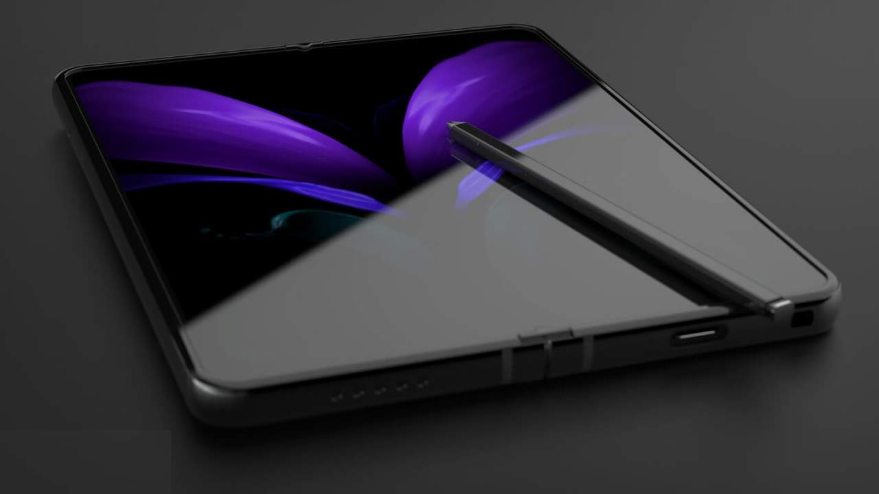 Galaxy Z Fold 3 S Pen won't have a dedicated slot