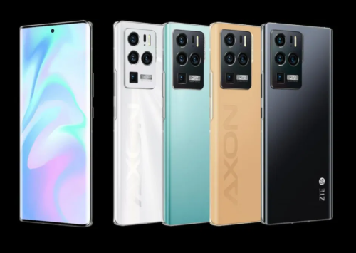 ZTE Axon 30 Ultra With Snapdragon 888, 66W Fast Charging Launched: Price, Specifications, and Features