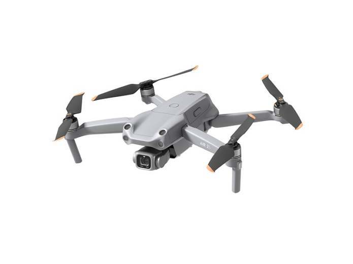 "DJI's new Air 2S has a 1"" sensor, 5.4K/30p recording, improved optical avoidance and more"