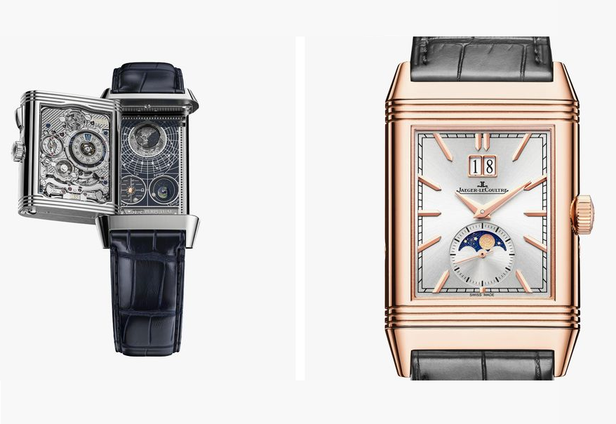The Newest Jaeger-LeCoultre Reversos Will Blow Your Mind