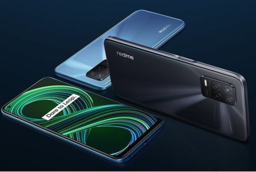 Realme 8 5G arrives with Dimensity 700 chip and 90Hz LCD