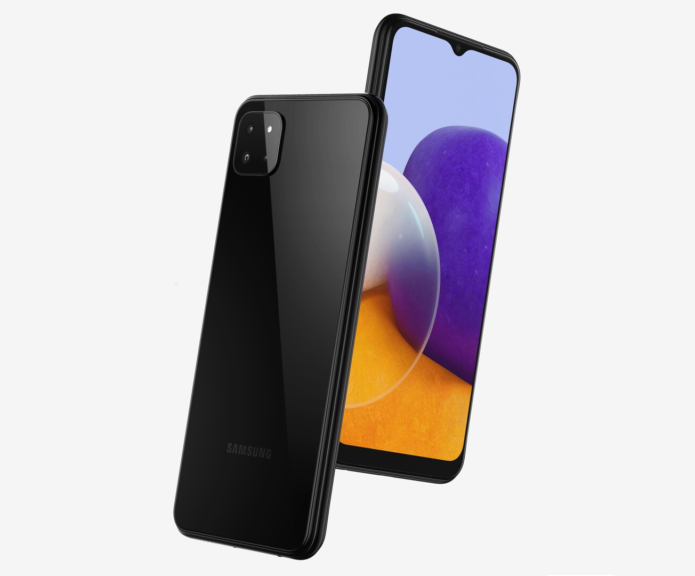 Samsung Galaxy A22 appears on Geekbench with a MediaTek Dimensity 700 chipset and 6 GB of RAM