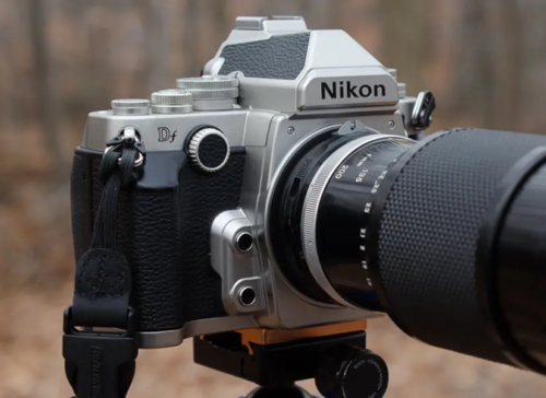 The Nikon Df Was One of Their Most Perfect Cameras