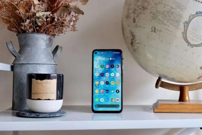 Pixel 5a camera sample teases Google's next cheap phone