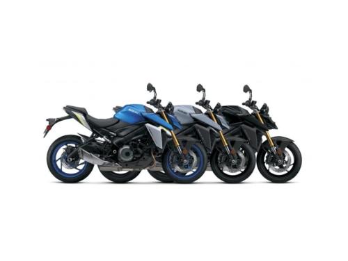 2021 Suzuki GSX-S1000 First Look (17 Fast Facts From Europe)