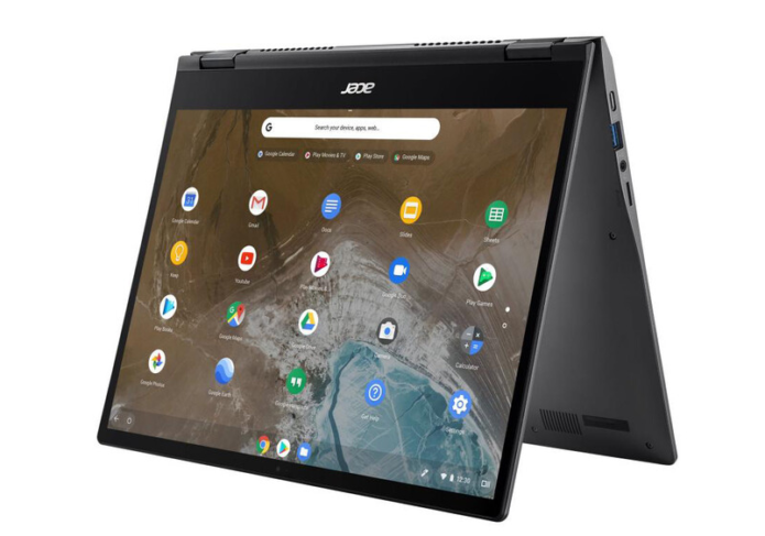 Acer Chromebook Spin 713 CP713-2W Review: Touchscreen with a 3:2 aspect ratio