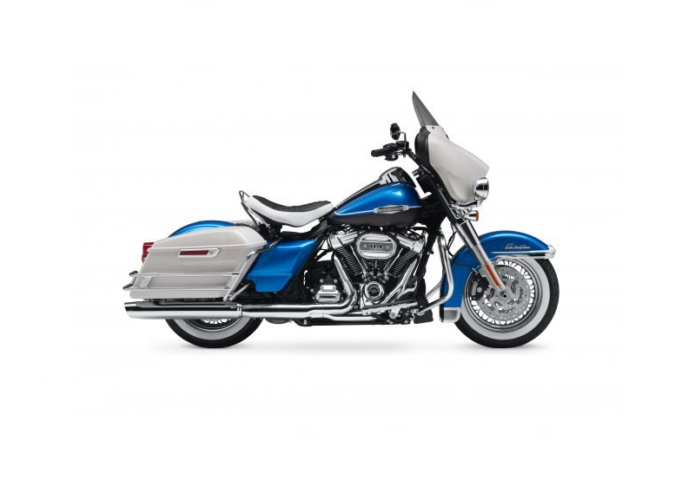 Limited Edition Harley-Davidson Electra Glide Revival Kicks Off Icons Collection