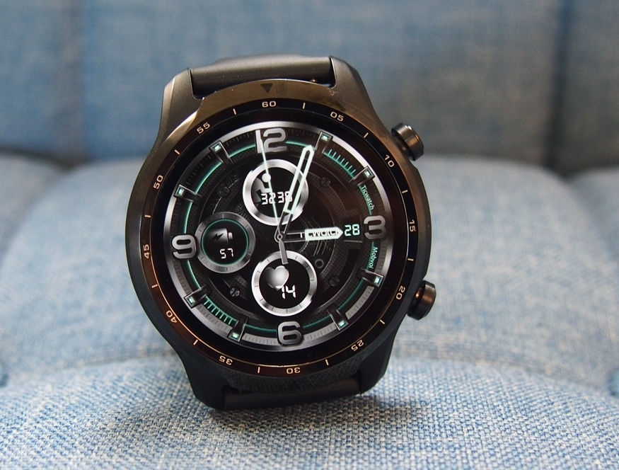 TicWatch 3 Pro gets Wear OS update – new features and performance boost