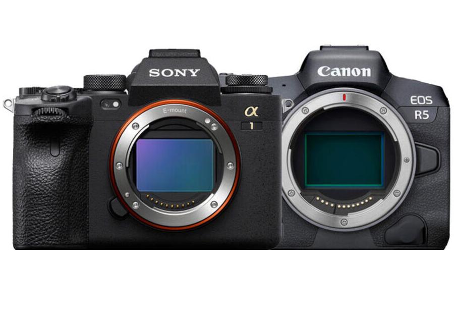 Sony a1 vs Canon EOS R5 – 8K Video Comparison