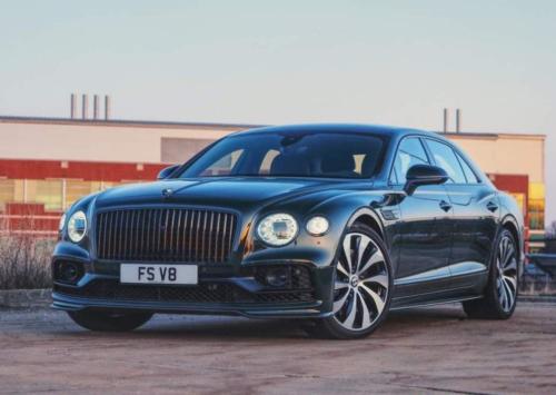 2021 Bentley Flying Spur V8 Review – Lavish lessons learned