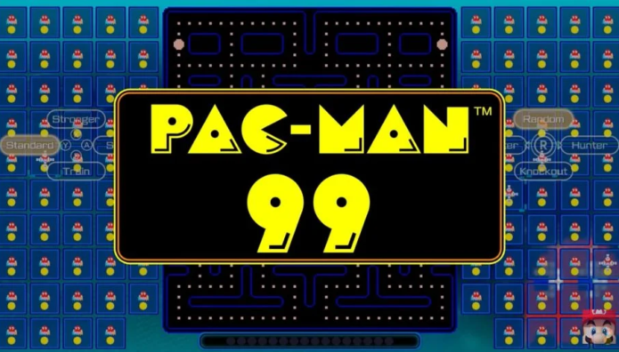 There's a new Pac-Man game and it's exclusive to Nintendo Switch
