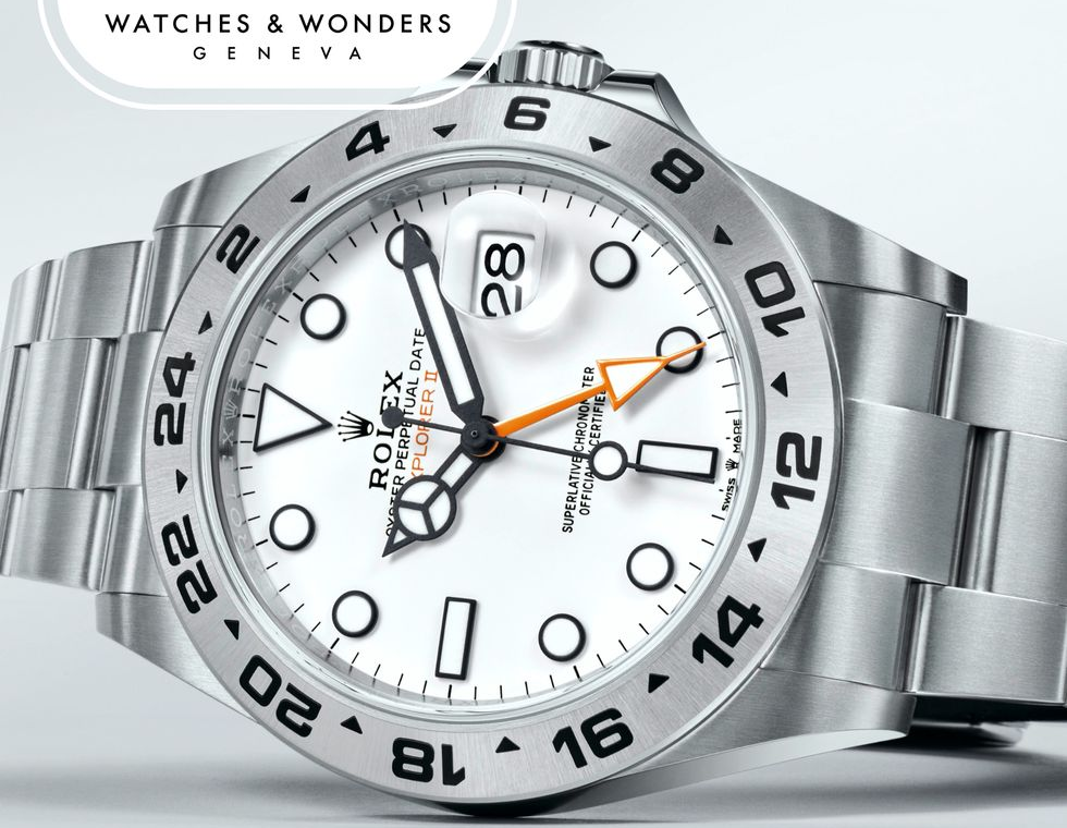 Rolex Just Updated The Explorer II for 2021