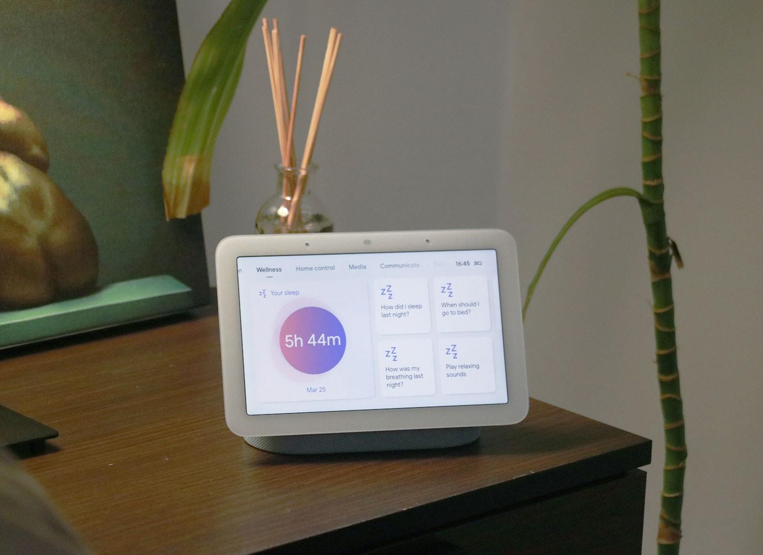 Google Nest Hub (2nd Gen) review: Sleep sensing is creepy, but it works