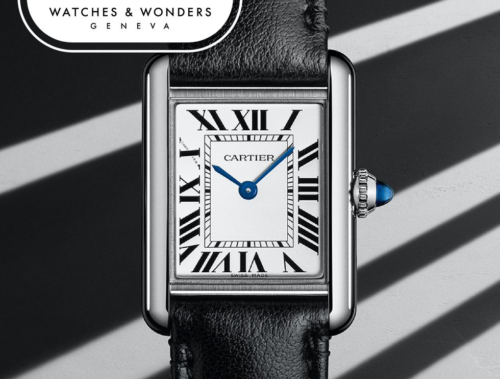 The Cartier Tank Is Now More Accessible Than Ever
