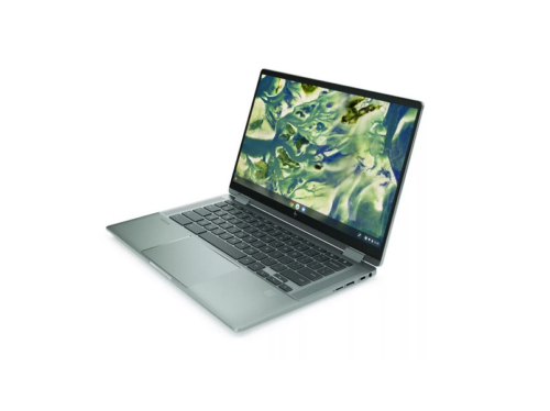 HP updates its premium Chromebook x360 14c to 11th gen Intel CPUs
