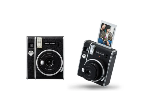 Fujifilm announces Instax Mini 40