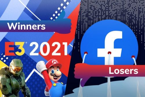 Winners and Losers: E3 goes free for all while Facebook suffers major data leak