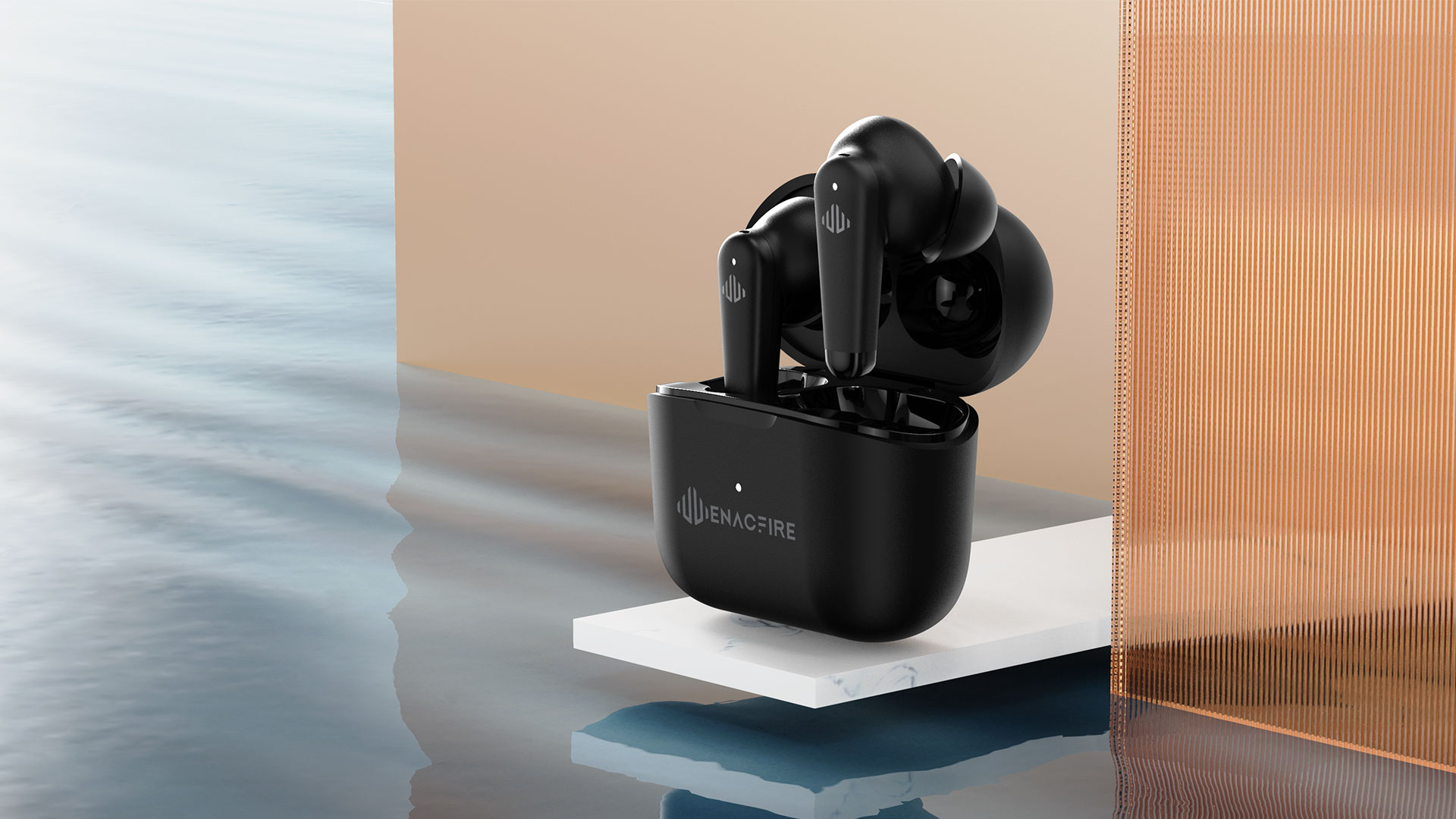 Enacfire A9 review: Noise-cancelling earbuds for less