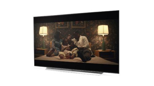LG OLED65C1 OLED TV review