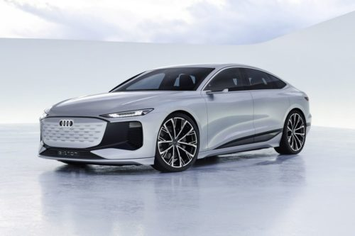 Audi A6 E-Tron Concept Revealed: EV Sportback With 435-Mile Range