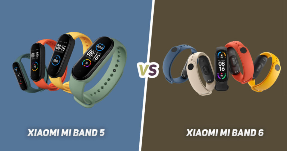 Xiaomi Mi Band 6 vs Xiaomi Mi Band 5: What's the Difference in Price, Specifications and Features?