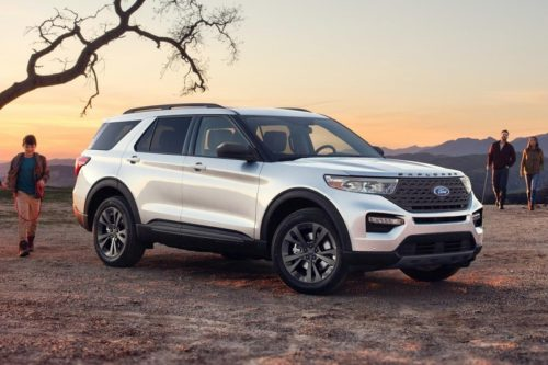 2021 Ford Explorer Review