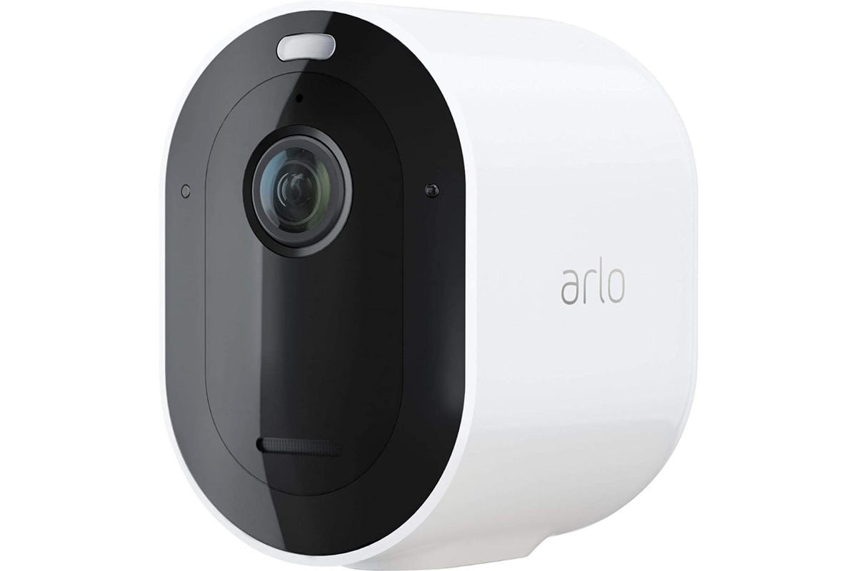 Arlo Pro 4 security camera review: Wireless, 2K resolution, and a built-in spotlight