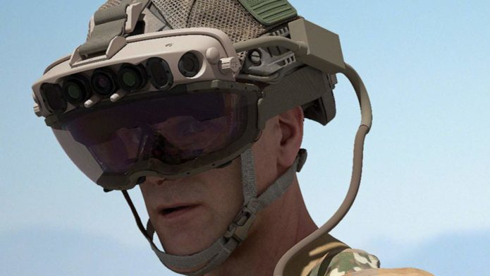 Microsoft HoloLens-based headset enters production for the Army