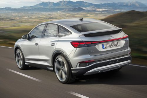 Audi Q4 e-tron revealed