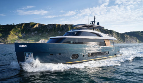 Azimut Magellano 25 Metri review: More to this Italian superyacht than meets the eye